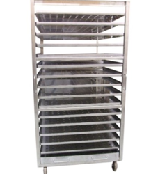 Industrial Stainless-Steel Cook & Chill Rack