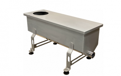 Hygienic Liquid Hopper