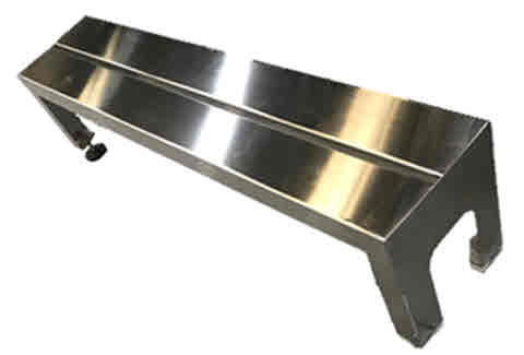 Hygienic Stainless Steel Bench