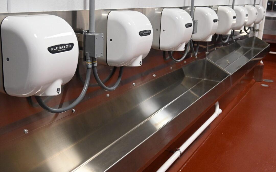 Hand Dryer Trays