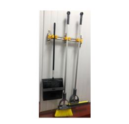 Broom/Mop Holder Bracket